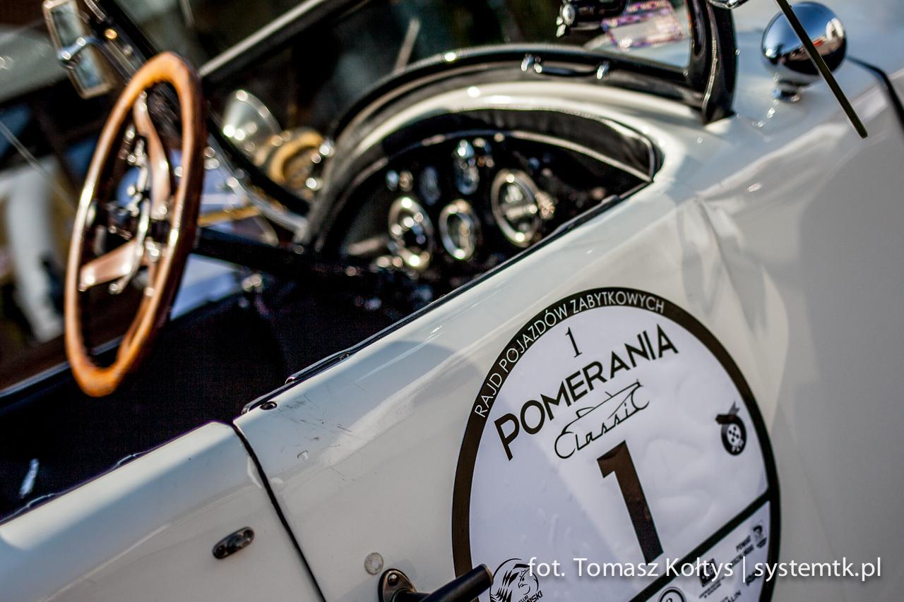 1. Rajd Pomerania Classic
